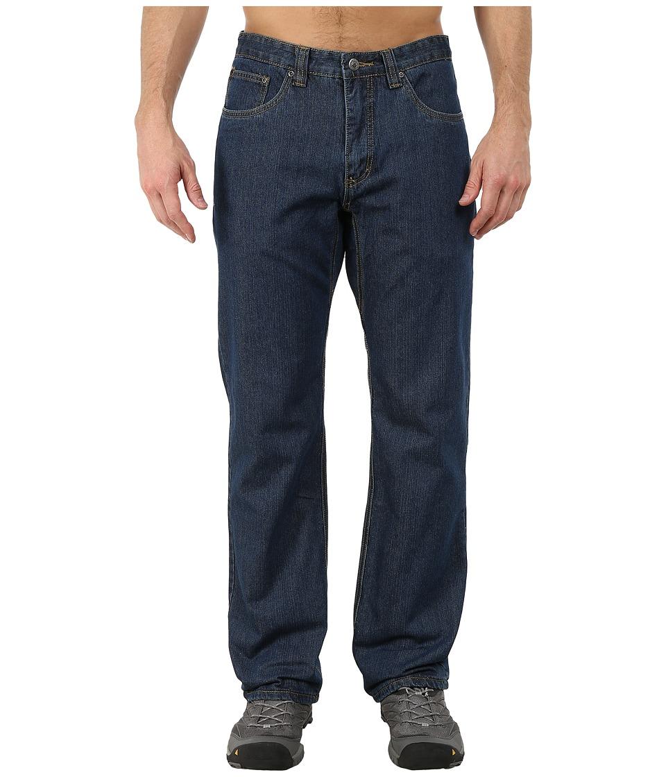 Mountain Khakis Flannel Original Mountain Jeans Dark Denim Mens Jeans