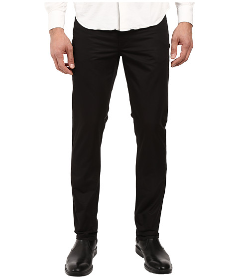 Kenneth Cole Sportswear Sateen Five-Pocket Pants