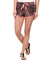 UNIONBAY - Flying Palm Leaves Harper Shorts