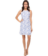 Adrianna Papell - Printed Lace Tank Dress