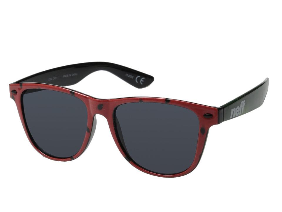 Neff Daily Shades Melon Sport Sunglasses