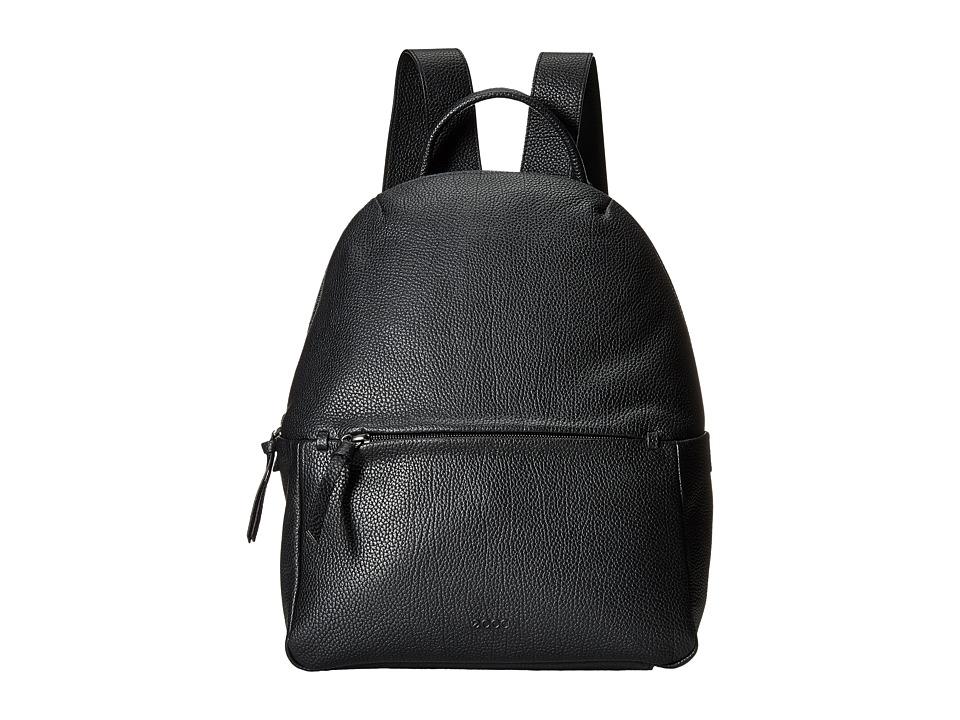 ECCO - SP Backpack (Black) Backpack Bags