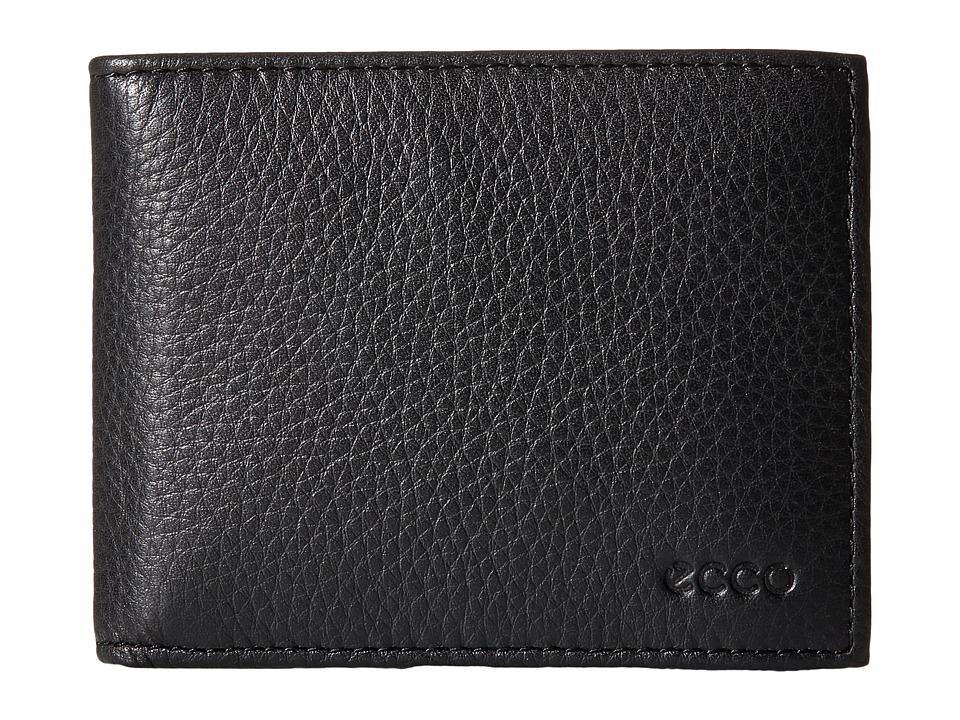 ECCO Gordon Slim Wallet Black Wallet Handbags