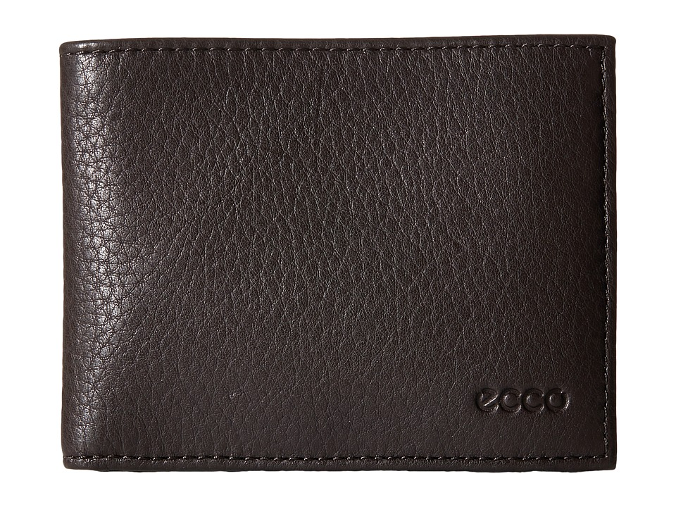 ECCO - Gordon Slim Wallet (Coffee) Wallet Handbags
