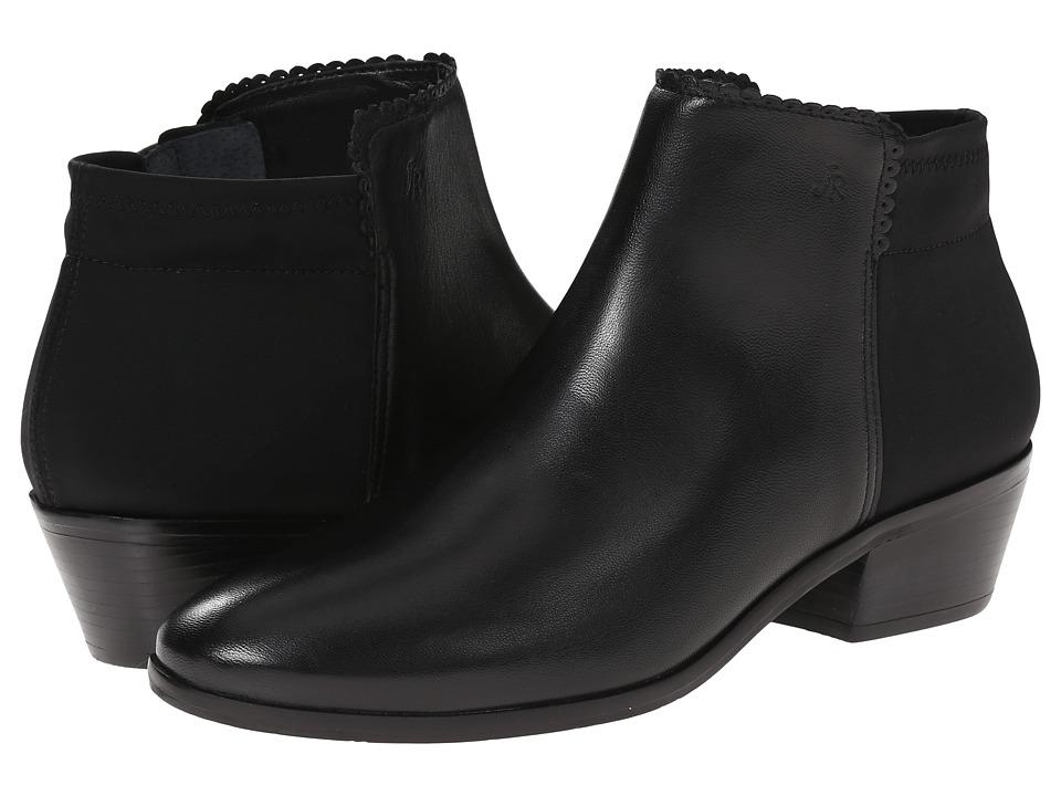 Jack Rogers Bailee Black Womens Boots