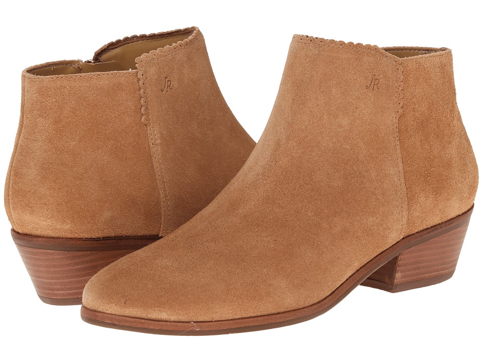 Jack Rogers Bailee Suede Oak Womens Boots