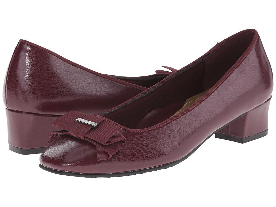 Soft Style - Sharyl Port Royal Elegance High Heels $49.00 AT vintagedancer.com