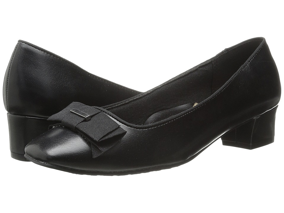 Soft Style - Sharyl Black Elegance High Heels $49.00 AT vintagedancer.com