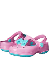 Crocs Kids - Carlie Bow Mary Jane (Toddler/Little Kid)