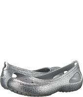 Crocs Kids - Kadee Sparkle Flat GS (Little Kid/Big Kid)