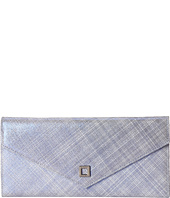 Lodis Accessories - Sophia Cross Hatch Alix Trifold