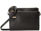 Stephanie RFID Under Lock & Key Trisha Double Zip Wallet on a String