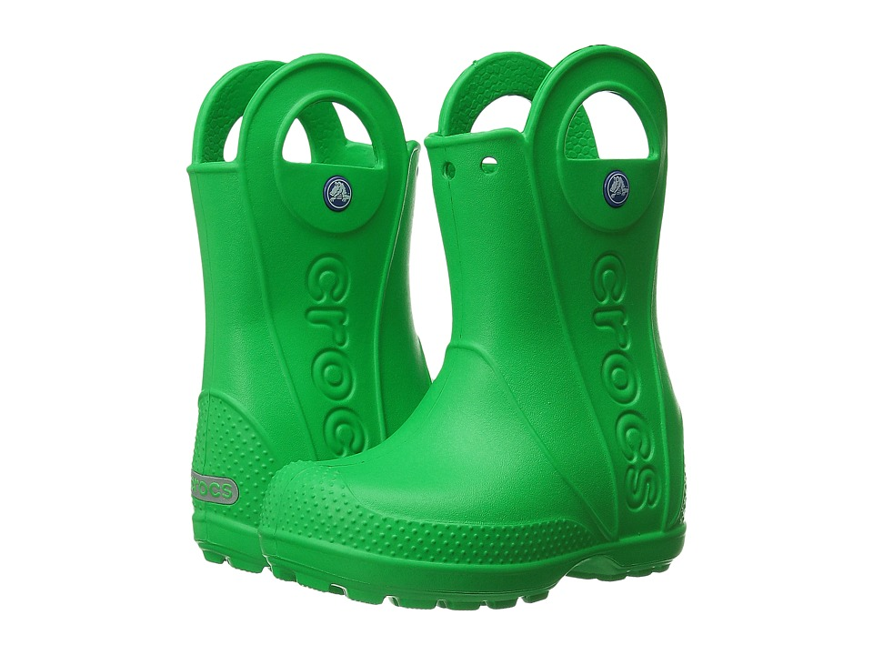 Crocs Kids - Handle It Rain Boot (Toddler/Little Kid) (Gr...