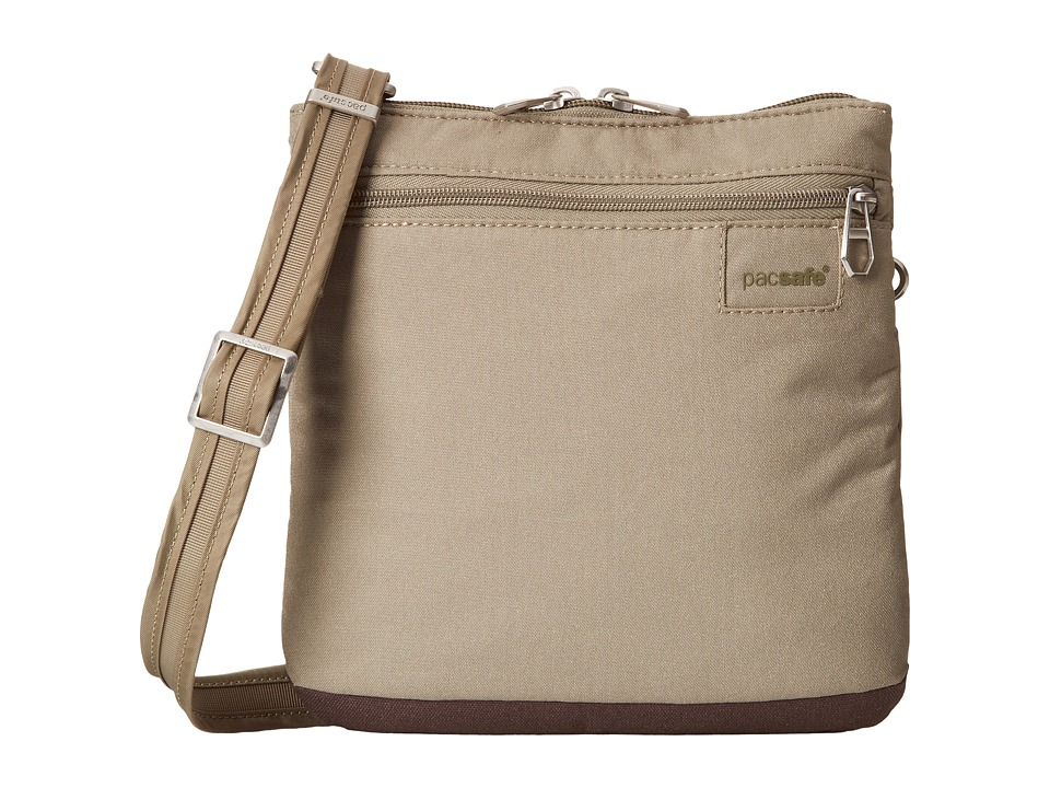 Pacsafe - Citysafe LS50 Anti-Theft Crossbody Purse (Rosemary) Cross Body Handbags