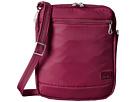 Pacsafe Citysafe CS150 Anti-Theft Crossbody Shoulder Bag (Cranberry)