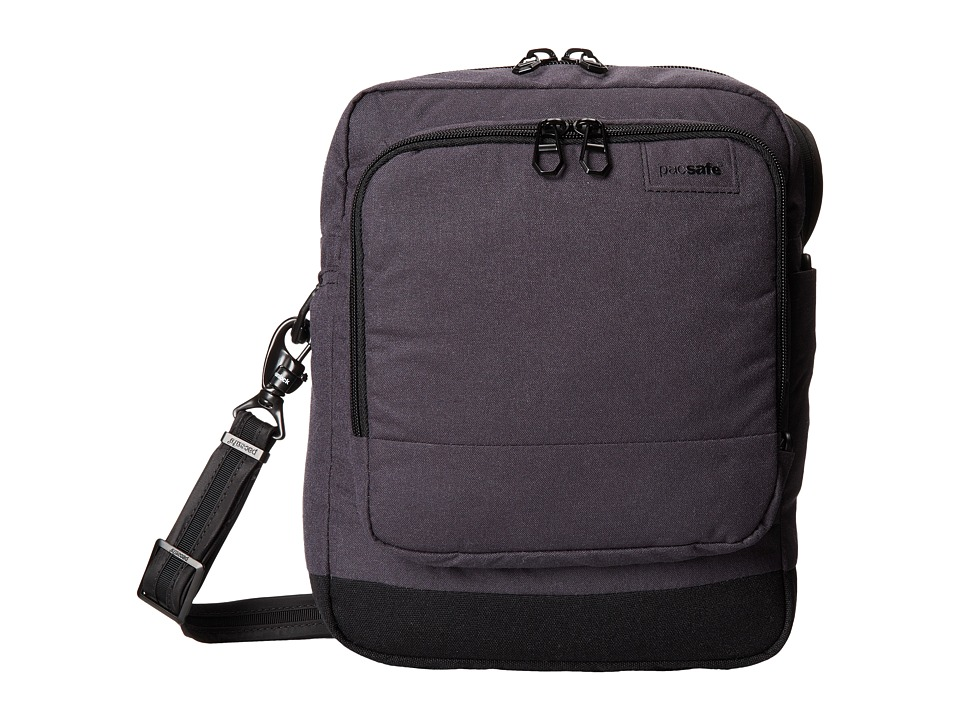 Pacsafe - Citysafe LS150 Anti-Theft Crossbody Shoulder Bag (Black) Cross Body Handbags