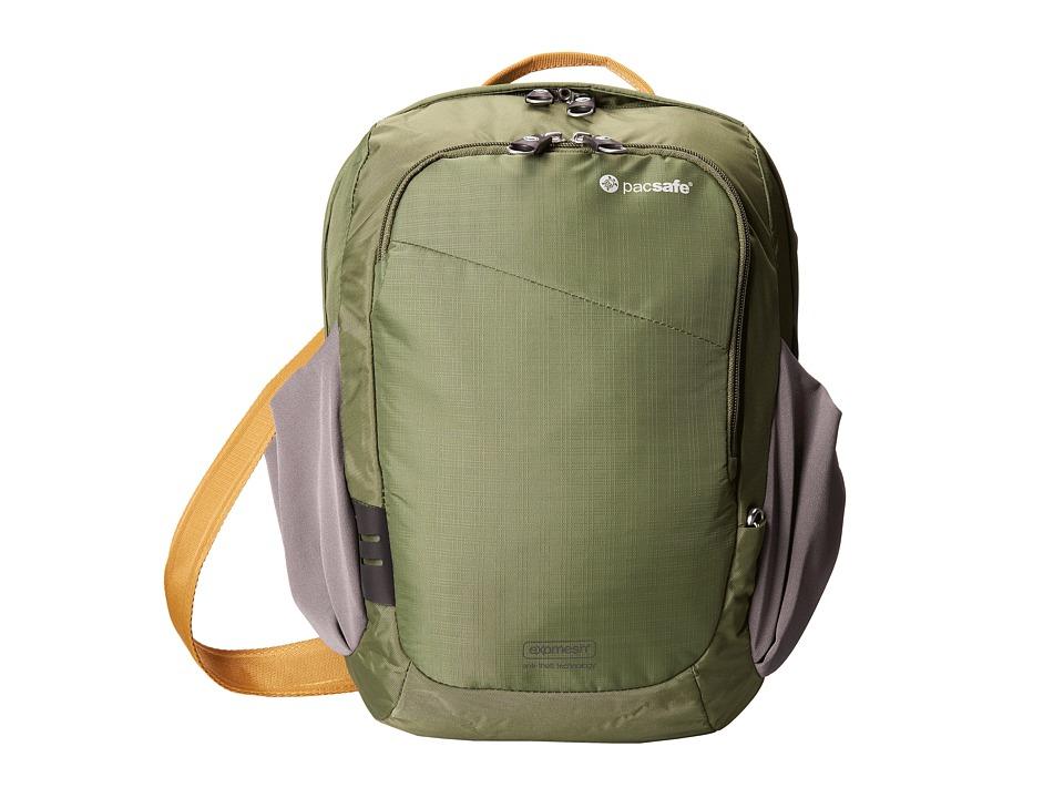 Pacsafe - Venturesafe 300 GII Anti-Theft Vertical Travel Bag (Olive / Khaki) Bags