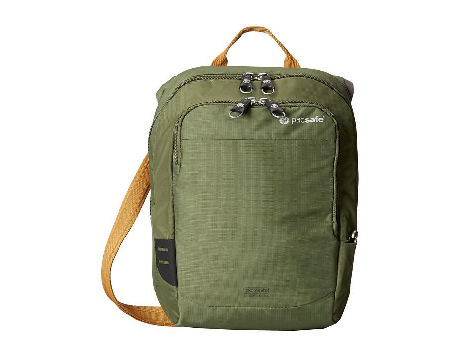 Pacsafe - Venturesafe 200 GII Anti-Theft Travel Bag (Olive/Khaki 2) Backpack Bags
