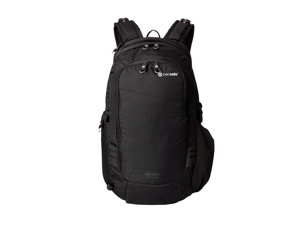 Pacsafe - Camsafe V17 Anti-Theft Camera Backpack (Black) Backpack Bags