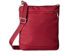 Pacsafe Citysafe CS175 Anti-Theft Shoulder Bag (Cranberry)