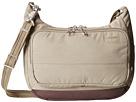 Pacsafe Citysafe LS100 Anti-Theft Travel Handbag (Rosemary)