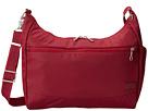 Pacsafe Citysafe CS200 Anti-Theft Handbag (Cranberry)