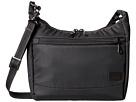 Pacsafe Citysafe CS100 Anti-Theft Travel Handbag (Black)