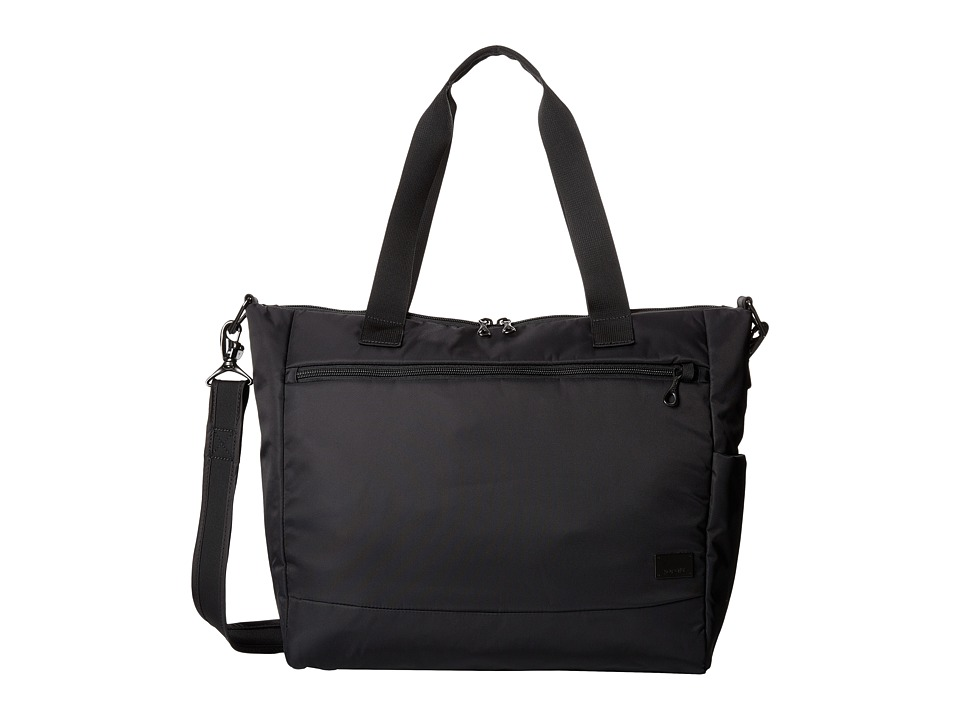 Pacsafe - Citysafe CS400 Anti-Theft Travel Tote (Black) Tote Handbags