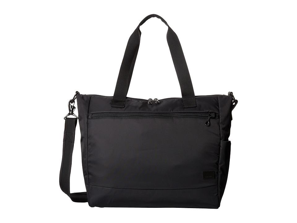 Pacsafe Citysafe CS400 Anti-Theft Travel Tote (Black) Tot...