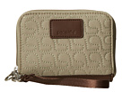 Pacsafe RFIDsafe W100 RFID Blocking Wallet (Rosemary)