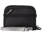 Pacsafe RFIDsafe V50 Anti-Theft RFID Blocking Compact Wallet (Black)