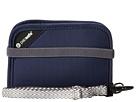Pacsafe RFIDsafe V50 Anti-Theft RFID Blocking Compact Wallet (Navy Blue)