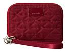 Pacsafe RFIDsafe W100 RFID Blocking Wallet (Cranberry)