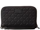 Pacsafe RFIDsafe W200 RFID Blocking Travel Wallet (Black)