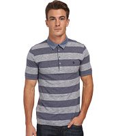Original Penguin - Melange Auto Polo Heritage Fit Shirt