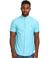 Original Penguin - Short Sleeve Oxford Cotton Heritage Fit Shirt