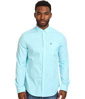Original Penguin - Gingham Long Sleeve Woven Shirt
