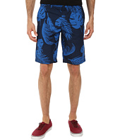 Original Penguin - Basic Dark Floral Shorts