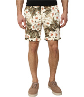 Original Penguin - Printed Basic Cotton Twill Shorts
