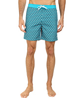 Original Penguin - Architectural Print Fixed Volley Shorts