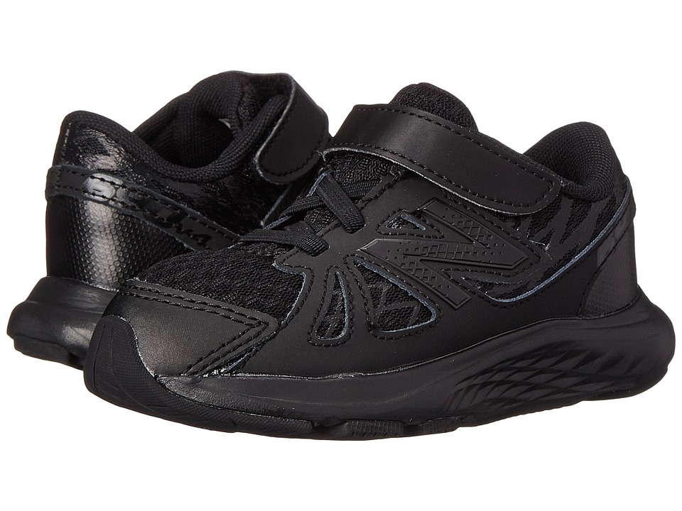 New Balance Kids 690v4 Infant/Toddler Black/Black Kids Shoes