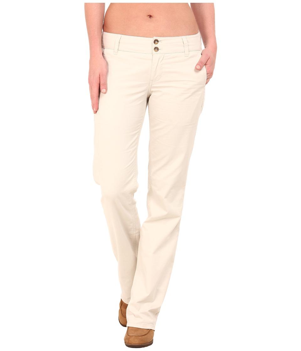 Mountain Khakis Sadie Chino Pants Stone Womens Casual Pants