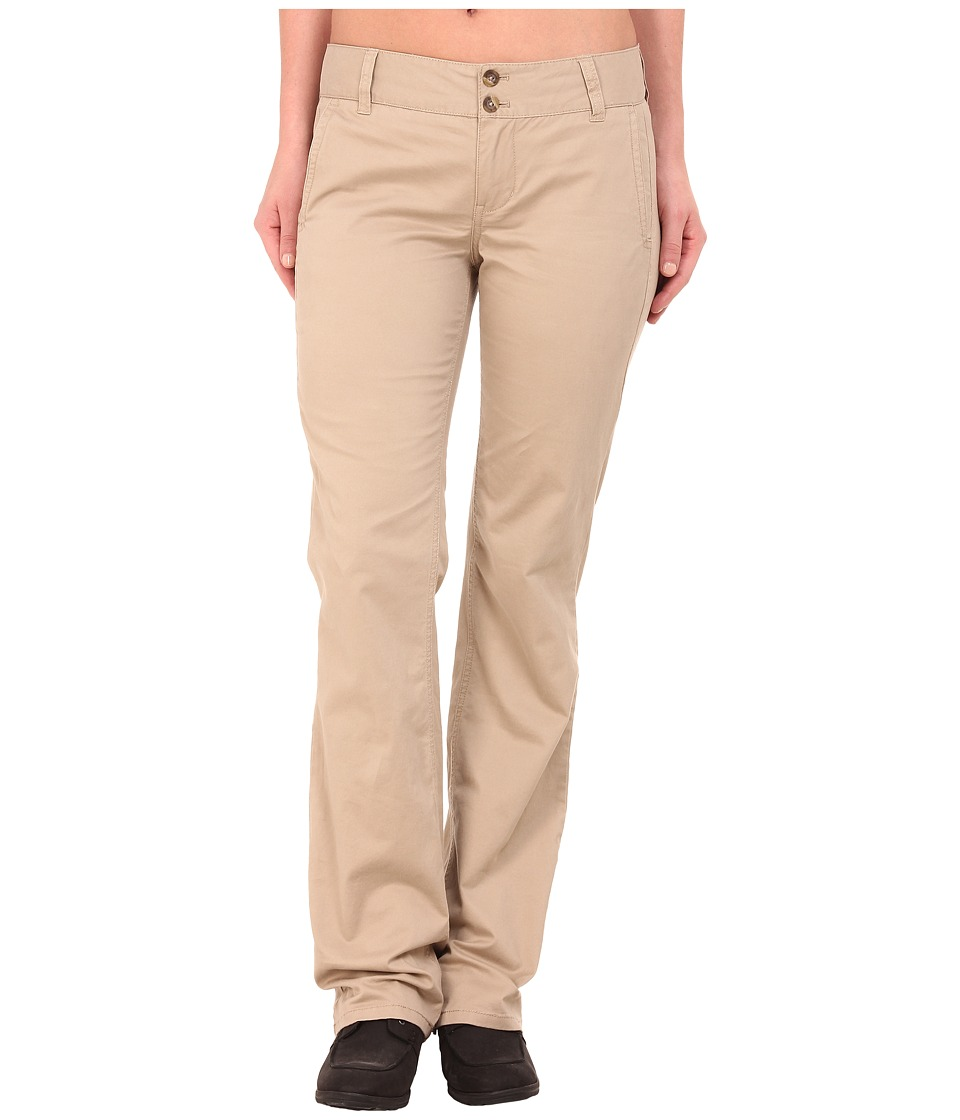 Mountain Khakis - Sadie Chino Pants (Classic Khaki) Womens Casual Pants