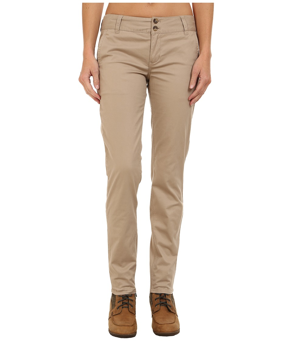 Mountain Khakis - Sadie Skinny Chino Pants (Classic Khaki) Womens Casual Pants