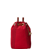 Lucky Brand - Grenada Washed Linen Drawstring Backpack