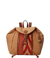 Lucky Brand - Kendal Washed Linen Backpack