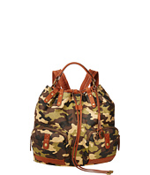 Lucky Brand - Carly Waxed Canvas Backpack