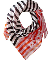 Marc by Marc Jacobs - Stripe Mash Up Scarf