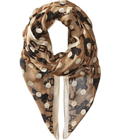 Marc by Marc Jacobs - Dotty Flora Scarf