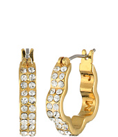 Marc by Marc Jacobs - Diamonds and Daisies Daisy Window Mini Hoops Earrings